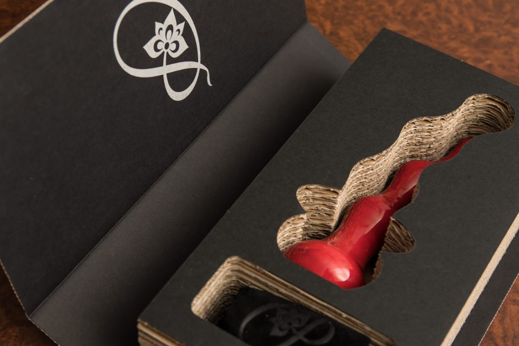Persian Palm, Italian Luxury Sex Toys Brand Packaging interview Lascivious Marketing brand packaging
