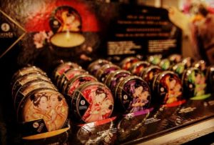 Sinsins Boutique, interview with Brian Gray, Lascivious Marketing