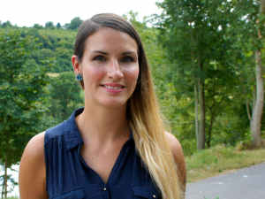 Eva Lerbs, Customer Relationship Management & Sales Respresentative, pjur group, interviewed by erotic marketing agency, Lascivious Marketing [credit: pjur group, Luxembourg S.A.]